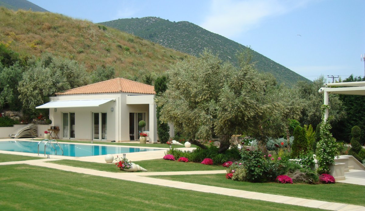 Villa Miramare - Greek Vip Villas & Guest Houses
