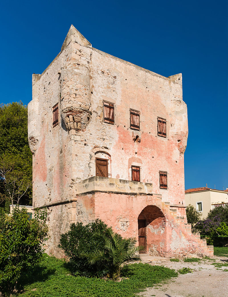 Markellos_tower_Aegina_Greece