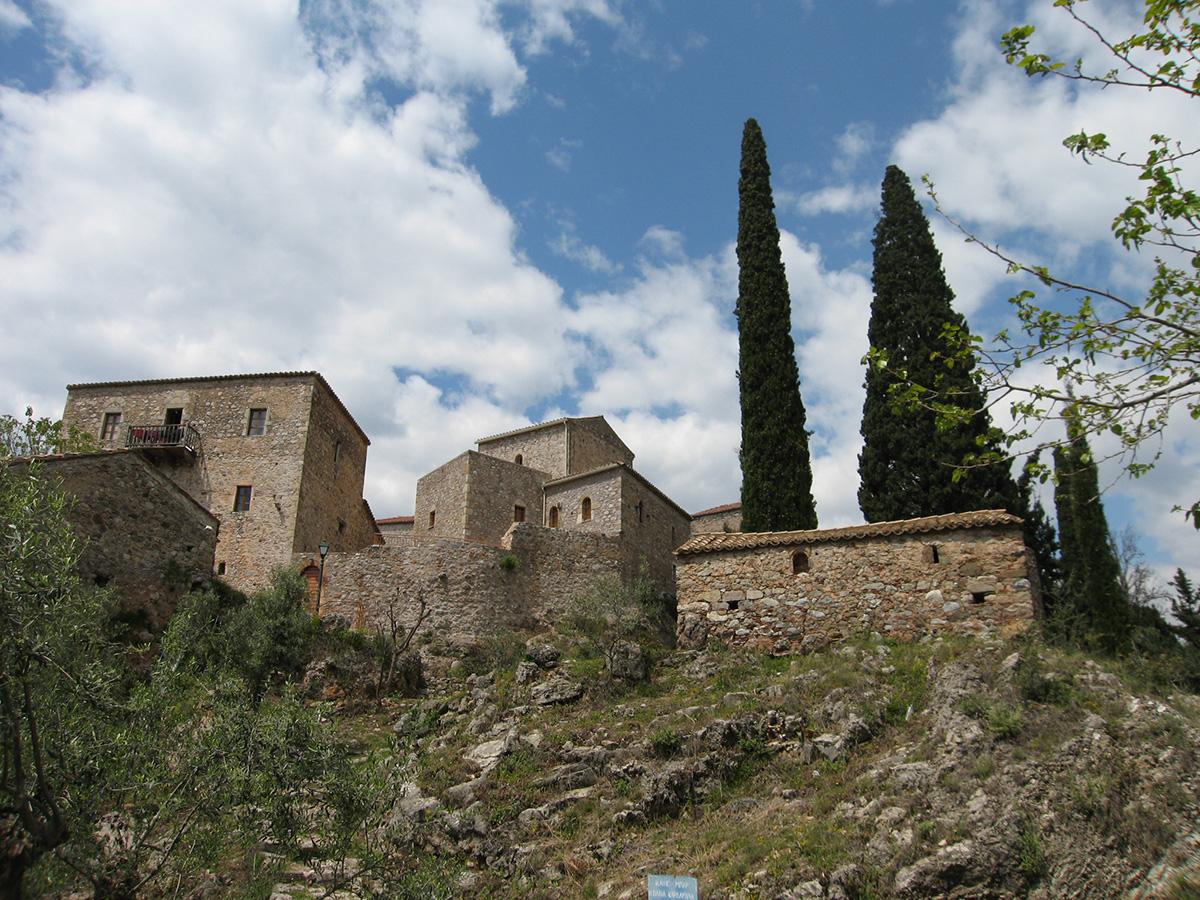 Historical-Kardamyli-site