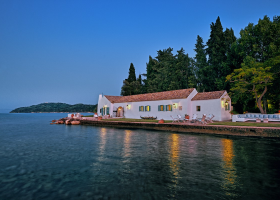 Corfu, Sea Front Villas